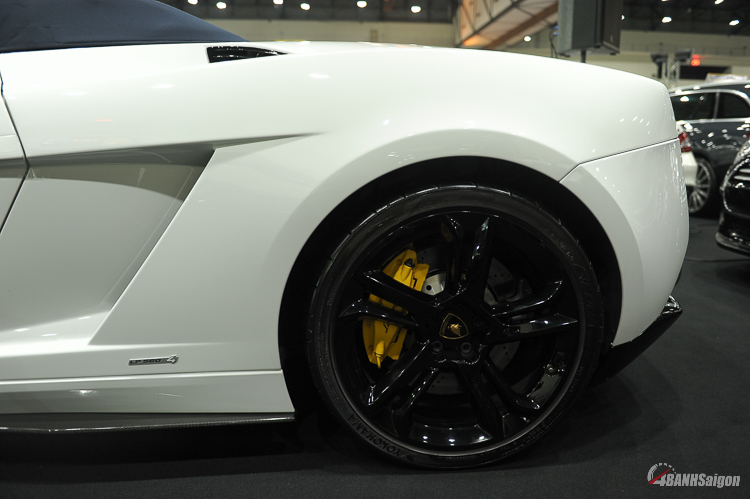 Chi Tiết Sieu Xe Lamborghini Gallardo Spyder 4banhsaigon