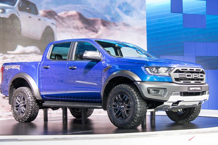 Ford Ranger Raptor 2019 sắp tới tay khách hàng tại Việt Nam