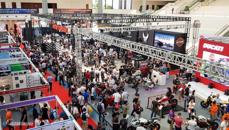Triển lãm AUTOEXPO 2019 Oto & Moto chuẩn bị khai mạc tại Hà Nội