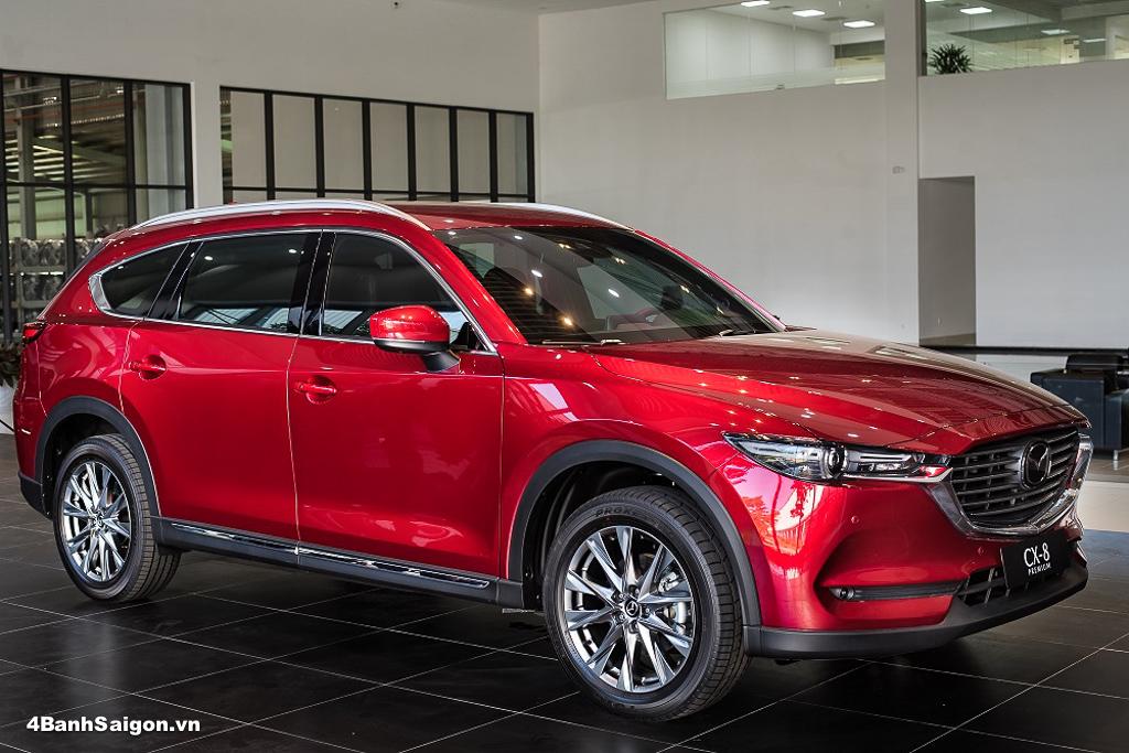 Giá xe Mazda tháng 3 ưu đãi lên đến 100 triệu đồng