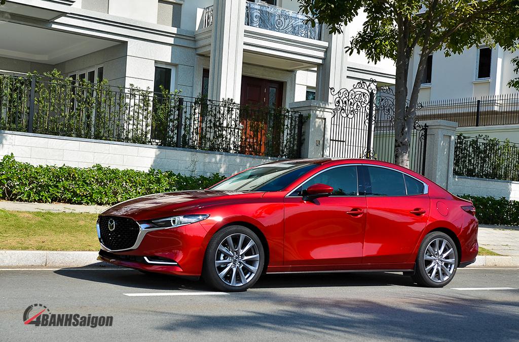 Mazda 3 ưu đãi lớn lên đến 55 triệu đồng